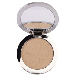 Dior Diorskin Nude Air Powder kompaktný púder so štetčekom odtieň 020 Beige Clair/Light Beige 10 g