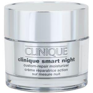 Clinique Clinique Smart hydratačný nočný krém proti vráskam pre zmiešanú až mastnú pleť 50 ml