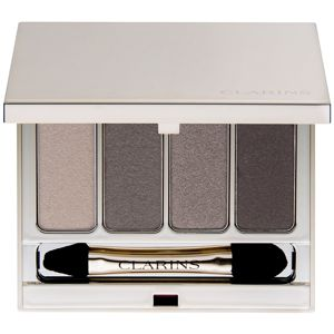 Clarins Eye Make-Up Palette 4 Couleurs paletka očných tieňov odtieň 03 Brown 6,9 g