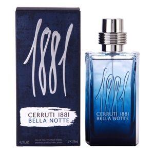Cerruti 1881 Bella Notte toaletná voda pre mužov 125 ml