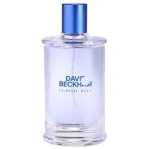 David Beckham Classic Blue toaletná voda pre mužov 90 ml