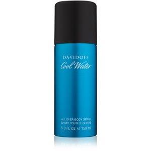Davidoff Cool Water telový sprej pre mužov 150 ml