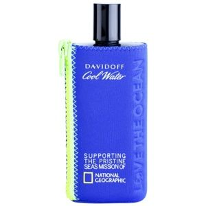 Davidoff Cool Water National Geographic Limited Edition toaletná voda