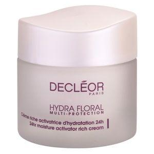 Decléor Hydra Floral bohatý hydratačný krém pre normálnu a suchú pleť