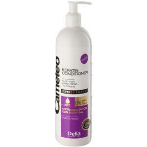 Delia Cosmetics Cameleo BB keratínový kondicionér pre vlnité vlasy 500 ml