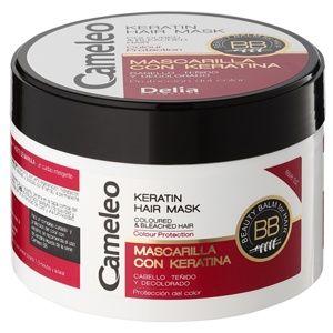 Delia Cosmetics Cameleo BB keratínova maska pre farbené a melírované vlasy 200 ml