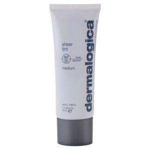 Dermalogica Sheer Tint ľahký tónovací fluid SPF 20 odtieň Medium 40 ml