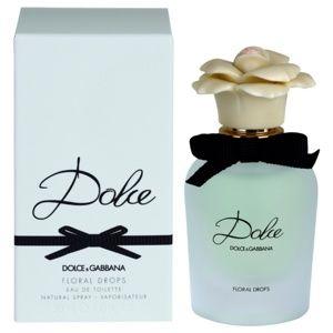 Dolce & Gabbana Dolce Floral Drops toaletná voda pre ženy 30 ml