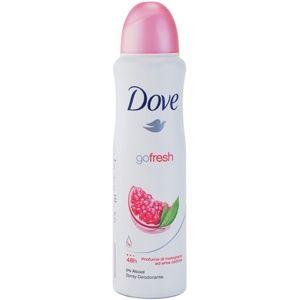 Dove Go Fresh Revive dezodorant v spreji 48h granátové jablko a citrónová verbena 150 ml
