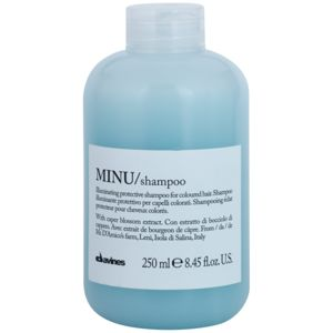 Davines Minu Caper Blossom ochranný šampón pre farbené vlasy 250 ml