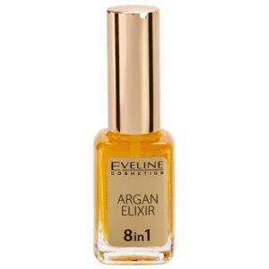 Eveline Cosmetics Nail Therapy regeneračný elixír na nechty a nechtovú kožičku 12 ml