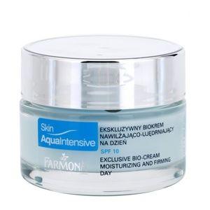 Farmona Skin Aqua Intensive hydratačný a spevňujúci denný krém SPF 10 50 ml