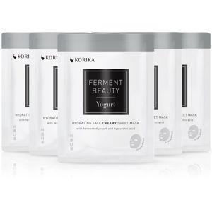 KORIKA FermentBeauty Yogurt and Hyaluronic Acid set za zvýhodnenú cenu