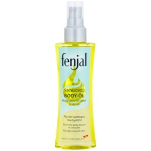 Fenjal Oil Care telový olej v spreji 150 ml