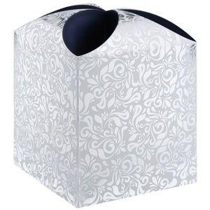 Giftino Wrapping darčeková krabica hviezda floral