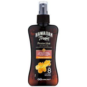 Hawaiian Tropic Protective olej v spreji na opaľovanie SPF 8 200 ml