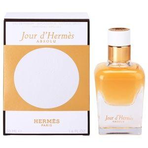 Hermès Jour d'Hermès Absolu parfumovaná voda plniteľná pre ženy 50 ml