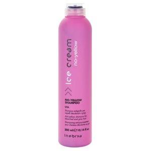 Inebrya No-Yellow šampón neutralizujúci žlté tóny