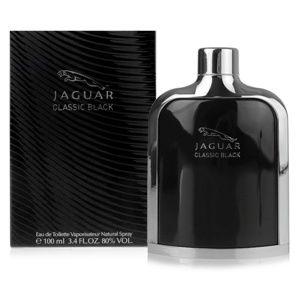 Jaguar Classic Black toaletná voda pre mužov 100 ml