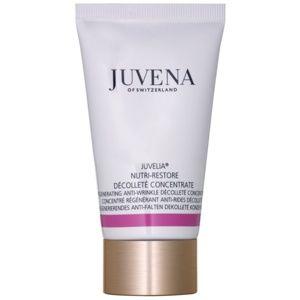 Juvena Juvelia® Nutri-Restore regeneračný protivráskový koncentrát na krk a dekolt 75 ml