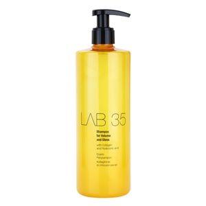 Kallos LAB 35 šampón pre objem a lesk 500 ml
