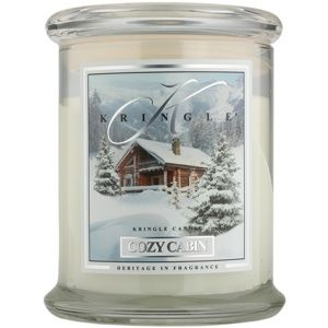 Kringle Candle Cozy Cabin vonná sviečka 411 g