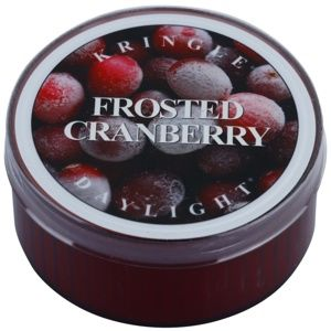 Kringle Candle Frosted Cranberry čajová sviečka 35 g