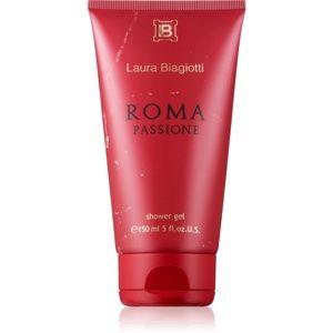 Laura Biagiotti Roma Passione sprchový gél pre ženy 150 ml