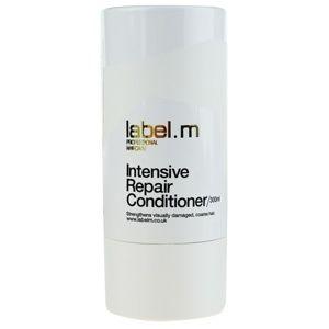 label.m Condition vyživujúci kondicionér pre suché a poškodené vlasy 300 ml