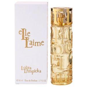 Lolita Lempicka Elle L'aime Parfumovaná voda pre ženy 80 ml