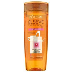 L'Oréal Paris Elseve Extraordinary Oil vyživujúci šampón pre suché vlasy 400 ml