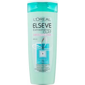L'Oréal Paris Elseve Extraordinary Clay šampón proti lupinám 400 ml