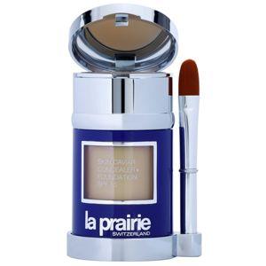 La Prairie Skin Caviar tekutý make-up odtieň Golden Beige (SPF 15) 30 ml