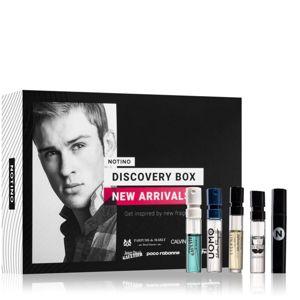 Notino Discovery Box New arrivals men darčeková sada pre mužov