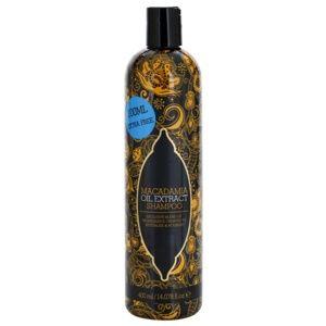 Macadamia Oil Extract Exclusive vyživujúci šampón pre všetky typy vlas