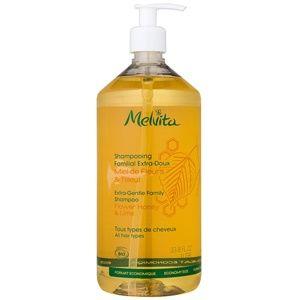 Melvita Hair extra jemný šampón pre celú rodinu