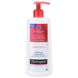 Neutrogena Norwegian Formula® Intense Repair intenzívne regeneračné telové mlieko pre suchú a citlivú pokožku 250 ml