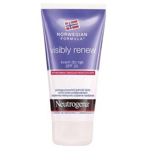 Neutrogena Norwegian Formula® Visibly Renew krém na ruky 75 ml