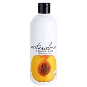 Naturalium Fruit Pleasure Peach vyživujúci sprchový gél 500 ml