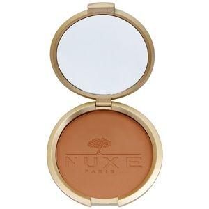 Nuxe Éclat Prodigieux kompaktný bronzujúci púder na tvár a telo 25 g