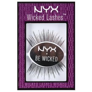NYX Professional Makeup Wicked Lashes nalepovacie riasy Fatale