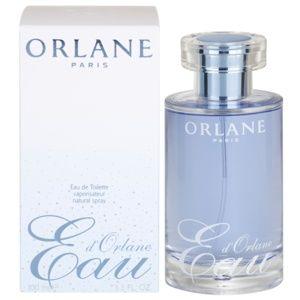 Orlane Eau d'Orlane toaletná voda pre ženy 100 ml