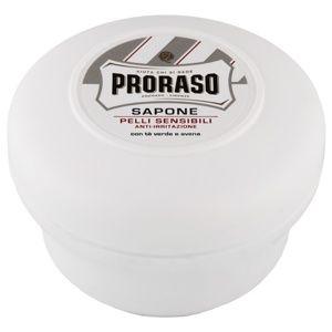Proraso Pelli Sensibili mydlo na holenie pre citlivú pleť 150 ml