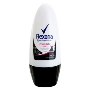 Rexona Invisible Pure antiperspirant roll-on