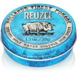 Reuzel Hollands Finest Pomade Strong Hold pomáda na vlasy so silným spevnením 35 g