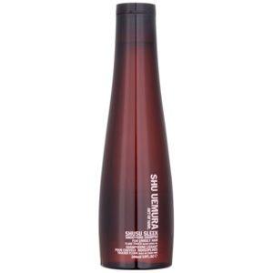 Shu Uemura Shusu Sleek šampón na hrubé a nepoddajné vlasy
