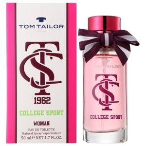 Tom Tailor College sport toaletná voda pre ženy 50 ml
