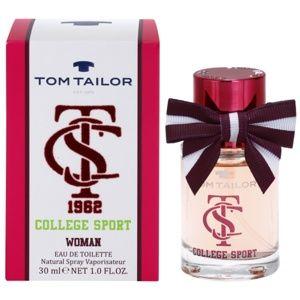 Tom Tailor College sport toaletná voda pre ženy 30 ml