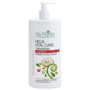 Vis Plantis Helix Vital Care výživné telové mlieko s extraktom zo slim