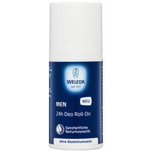 Weleda Men dezodorant roll-on bez obsahu hliníkových solí 24h